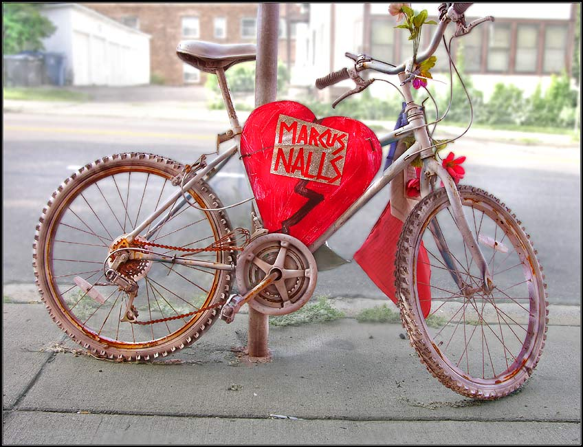 """""""The Pink Bike"""""""