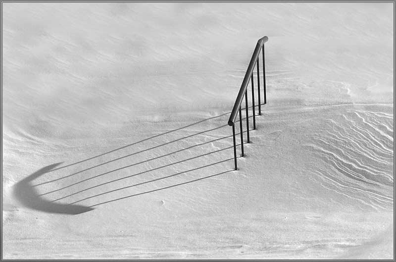 Walking Throogh Snows